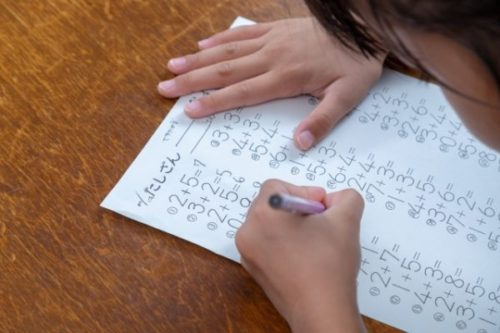 中学受験で大事なのは計算力・読解力・図形の理解です