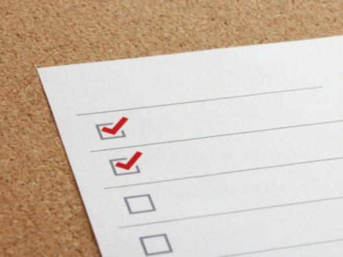 コツ①中学受験の面接で聞かれやすい3つの質問