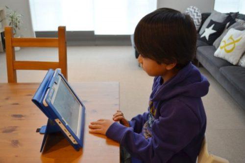 タブレット学習の効果をもっとも得るコツ