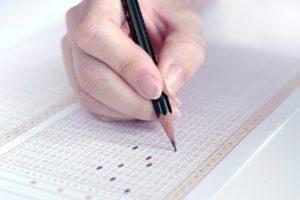 面接で聞かれること①筆記試験の感想について